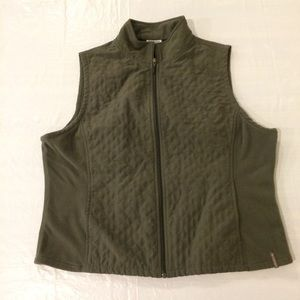 Columbia Quilted Sleeveless Vest Women's Large